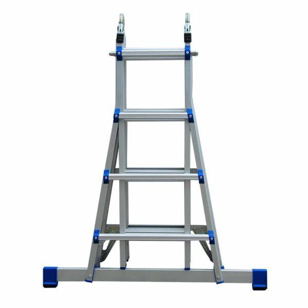 Alumexx Telescopische Ladder 4x4